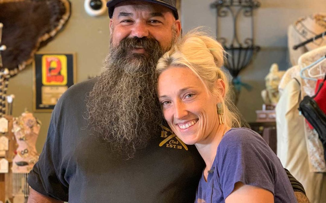 Meet Brian & Lindsey, owners of The Rusty Mug