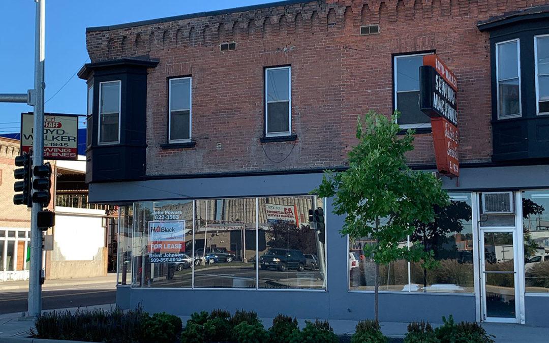 Boyd-Walker Building Renewed & Now Leasing